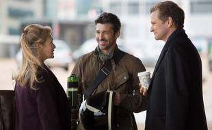 Renée Zellweger, Patrick Dempsey et Colin Firth dans Bridget Jones Baby de Sharon Maguire