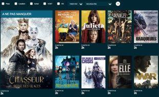 Jusqu'à dimanche, comme ici sur Filmo TV, toutes les nouveautés cinéma en vidéo à la demande sont à 2 euros.