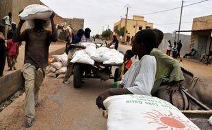 Les trois membres de la Croix-Rouge avaient été enlevés dans le nord-est du Mali.