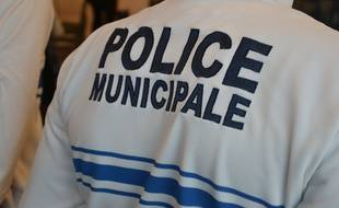 Un policier municipal (illustration)