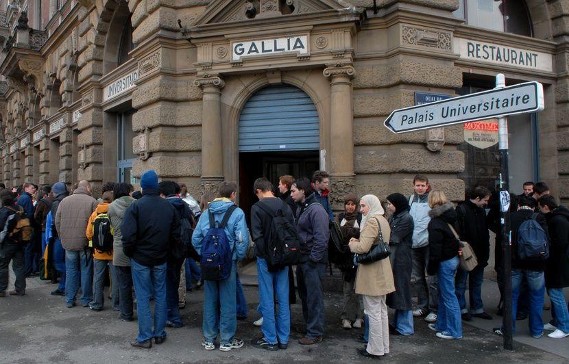 Strasbourg: Une application pour éviter les files d\'attente dans ...