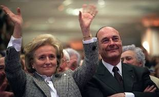 Bernadette, son épouse, et ses filles, Claude et Laurence, ont contribué au destin hors du commun de l'ancien président.