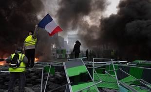 """Une vingtaine de personnes ont été jugées, ce lundi, en comparution immédiate pour les violences commises samedi à Paris lors de la manifestation des """"gilets jaunes"""""""