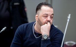 Niels Hoegel, le 6 juin 2019, lors du verdict de son procès.