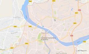 Le corps des deux enfants a été retrouvé dans l'Adour, le fleuve qui traverse Bayonne
