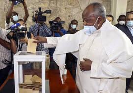 Le président de Djibouti Ismaël Omar Guelleh a été réélu le 9 avril 2021.