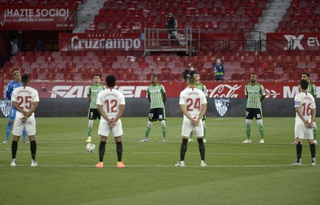 Coronavirus : Un joueur du Séville FC testé positif à une semaine du match de Ligue Europa contre la Roma