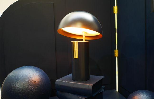 Lampe Alto présentée à la Paris Design Week