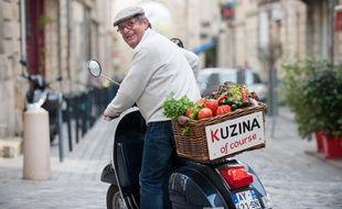 Le restaurateur bordelais Jean-Pierre Xiradakis