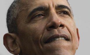 Le président Barack Obama à Boston, le 30 mars 2015