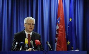 """Les leaders politiques croates s'efforcent de mobiliser, au nom de l'""""intérêt national"""", les électeurs pour qu'ils passent outre à leurs réticences liées à la crise de la zone euro et votent en faveur de l'adhésion de la Croatie à l'Union européenne au référendum de dimanche"""
