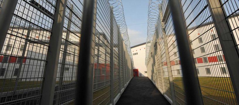 Une prison (illustration).