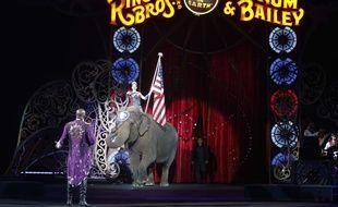 Après 146 ans de représentations, le cirque Barnum (Etats-Unis) fermera en mai 2017.