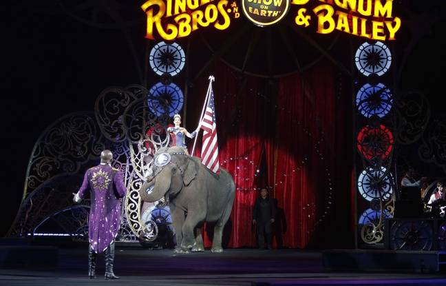 Etats-Unis: Clap de fin pour le cirque Barnum après 146 ans d'existence