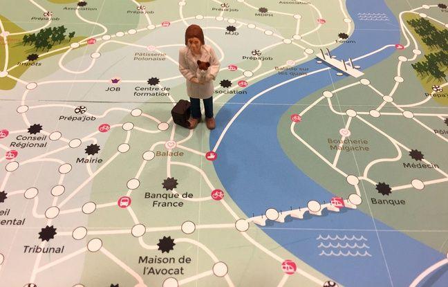 Carte Tram Bordeaux Demandeur Demploi.Bordeaux Aquilejob Le Nouveau Jeu De L Oie De L Emploi