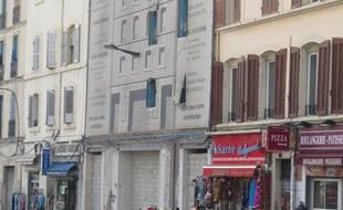 La mosquée El Taqwa, avenue Camille Pelletan, a été murée.