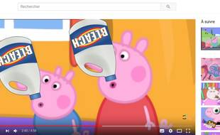 Capture d'écran de la chaîne CarrotShaker.