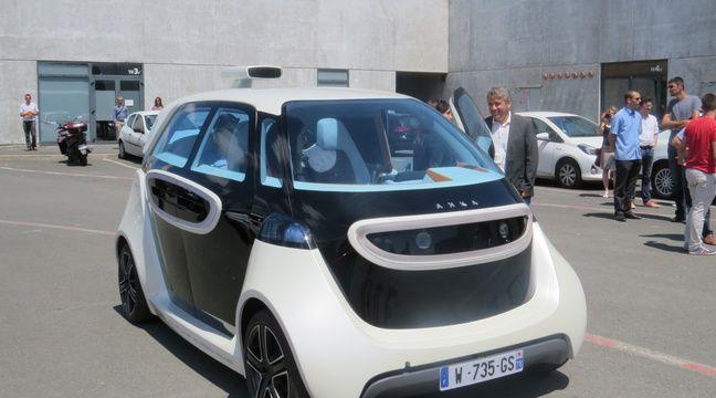 bordeaux la voiture de demain a rendez vous au salon des transports intelligents. Black Bedroom Furniture Sets. Home Design Ideas