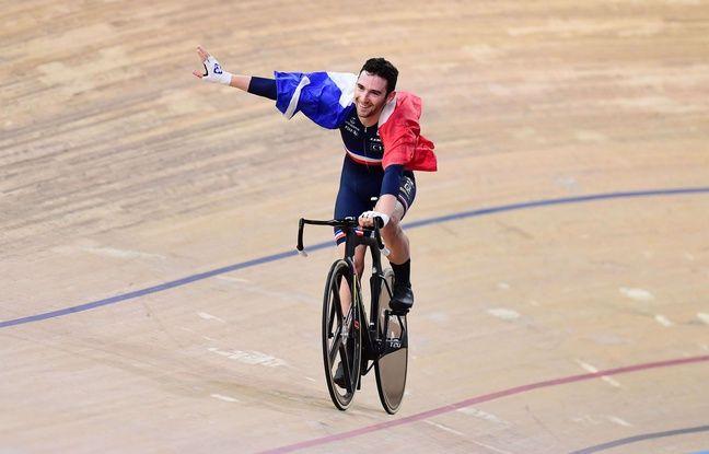 Cyclisme : Le Tarnais Benjamin Thomas décroche l'or aux mondiaux sur piste de Berlin