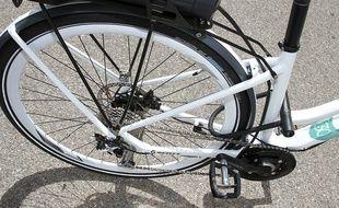 Le vélo électrique volé à Marseille a été retrouvé à Grenoble.