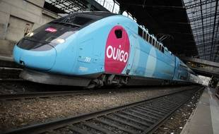 Les trains Ouigo arrivent à Tourcoing.