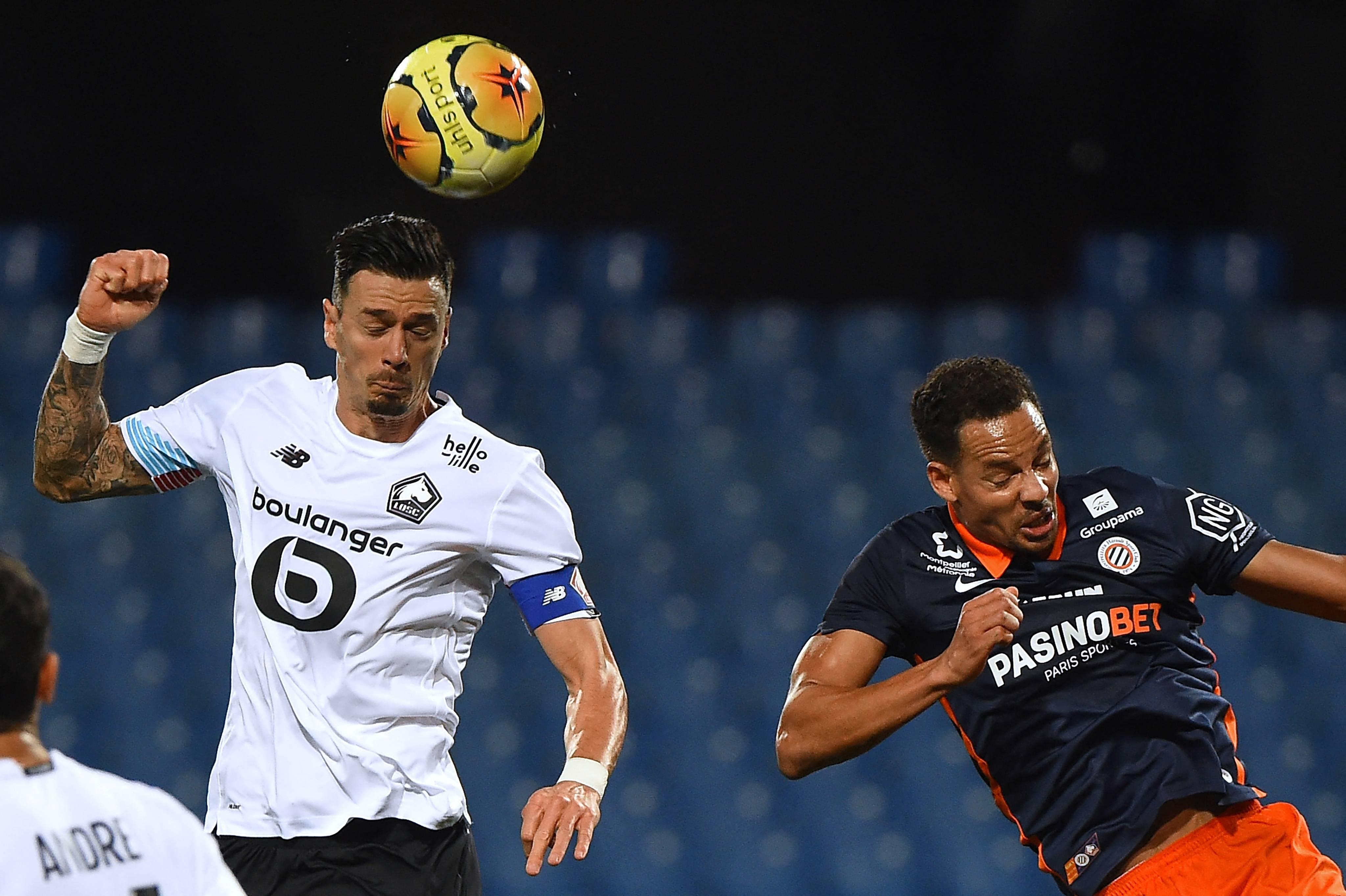 Lille et Montpellier s'affrontent en ouverture de la 33e journée de Ligue 1