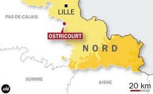 Ostricourt, dans le Nord.