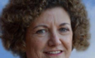 Marie-Emmanuelle Camous (FN), vainqueur sur le canton de Béziers 2