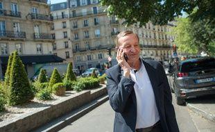 Gérard Bapt, le député sortant de la 2e circonscription de la Haute-Garonne.