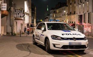 Pour fuir un contrôle de police, le conducteur a entamé une course poursuite de 20 kilomètres et a sauté dans le Rhône.