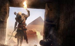 «Assassin's Creed Origins» revient aux origines de la mythologie du jeu et de notre Histoire, en Egypte