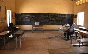 Une salle de classe à Niamey au Niger (illustration).