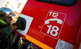 Les pompiers ont hospitalisés les deux hommes poignardés à Cugnaux.