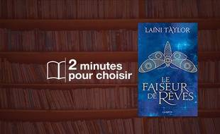 «Le Faiseur de rêves» par Laini Taylor chez Lumen (16€, 670 p.).