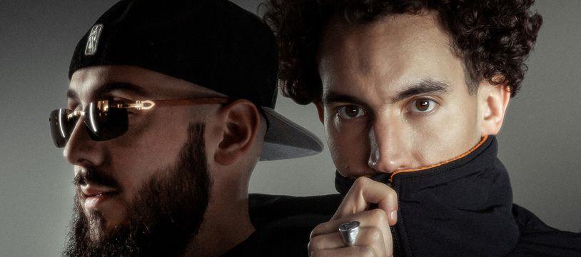Caballero et JeanJass sortent leurs deux albums solo ce vendredi.