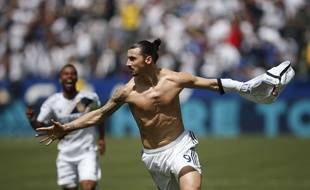 Zlatan Ibrahimovic va vite devenir une légende aux Etats-Unis