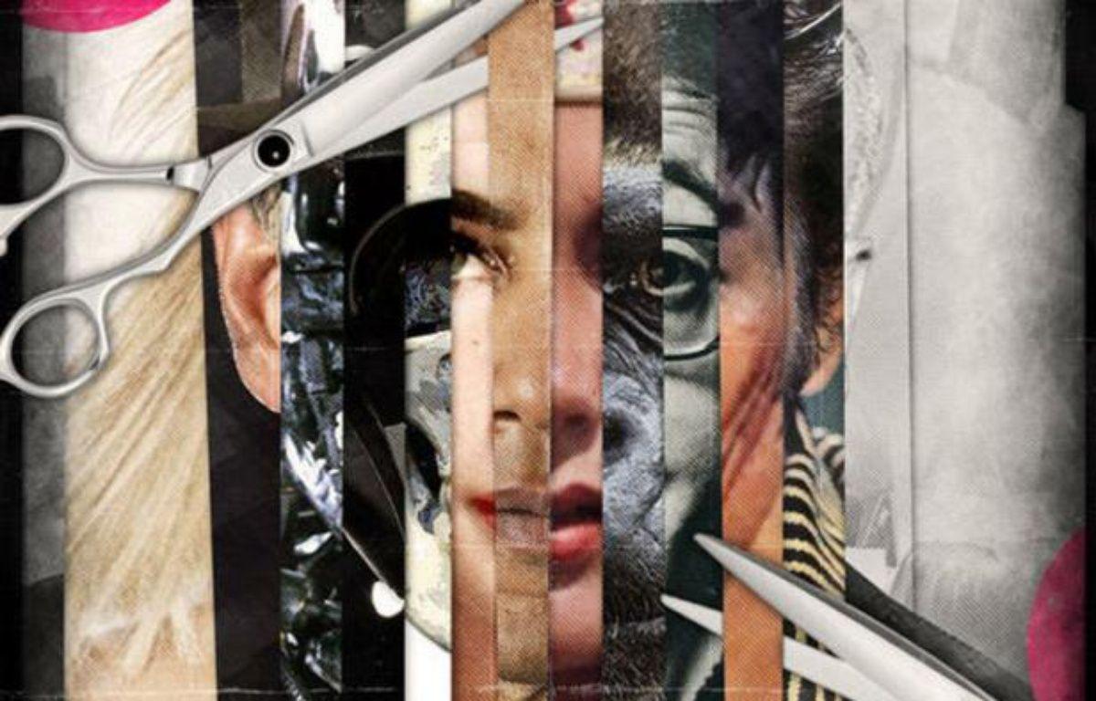 Affiche de l'édition 2012 du Mashup Film Festival. – Mashup Film Festival