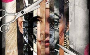 Affiche de l'édition 2012 du Mashup Film Festival.