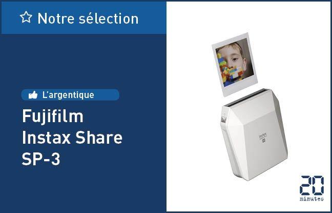 Instax Share SP-3, de Fujifilm