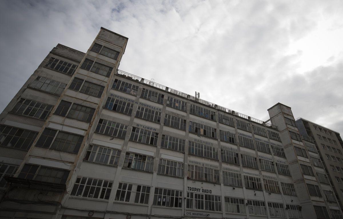 La cité ouvrière a été construite dans les années 1930. – JSAGET