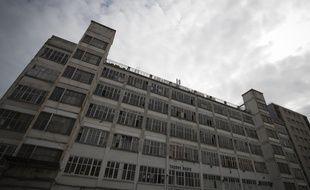 La cité ouvrière a été construite dans les années 1930.
