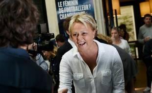 Muriel Robin le 8 juin 2015 à Paris