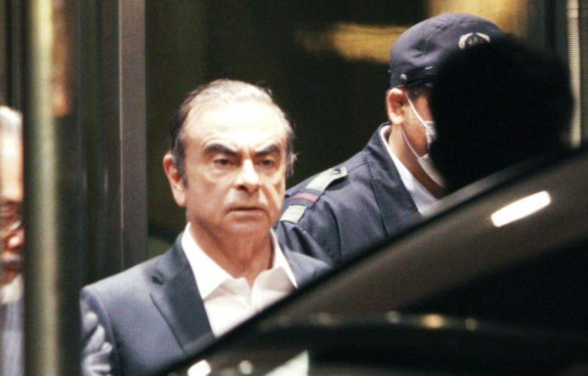 Soirée de Ghosn à Versailles: Le siège de Renault perquisitionné