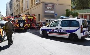 Une opération de déminage est en cours rue de Crimée à Marseille, alors que deux hommes de 23 et 29 ans, soupçonnés de préparer un attentat terroriste ont été arrêtés.