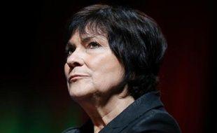 Marie-Arlette Carlotti le 24 janvier 2014 à Cergy-Pontoise