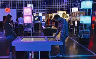 «Jeu vidéo, l'expo», à la Cité des sciences et de l'industrie à Paris.