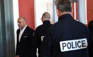 Serge Ayoub au tribunal correctionnel d'Amiens