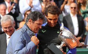 Toni et Rafael, un couple de légende.