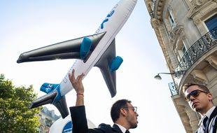 Un rassemblement XL Airways