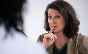 Agnès Buzyn, ex ministre de la Santé, candidate LREM à la mairie de Paris.